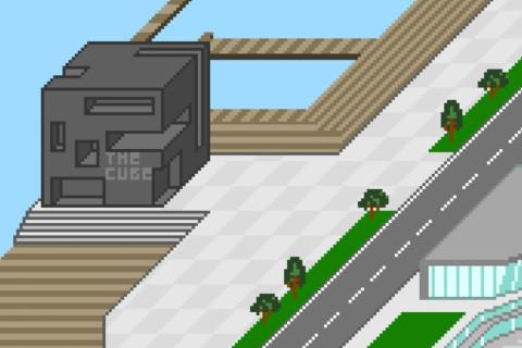 Pixel Art on Military Service